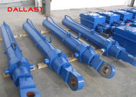 RoHS  Double Acting Hydraulic Oil Cylinders for Dump Truck Tipper